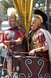 21 aprile 2014, il compleanno di Roma Immagini Stock Libere da Diritti