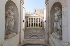 3 aprile 2017, parco del DOS Pequenitos di Coimbra, Portogallo - di Portogallo Fotografia Stock