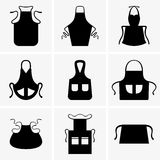 Aprons Stock Photography