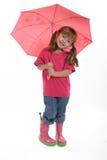 Apronte para a chuva! Fotografia de Stock Royalty Free