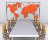 Apronte para começar a reunião Imagem de Stock