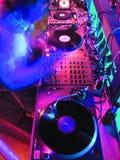 Apronte para DJ Imagem de Stock Royalty Free