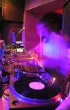 Apronte para DJ Fotografia de Stock