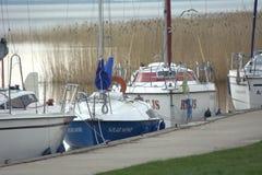 Apronte para a estação dos veleiros? Imagens de Stock Royalty Free