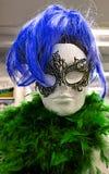 Apronte para o carnaval foto de stock royalty free
