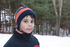 Apronte para o inverno fotografia de stock