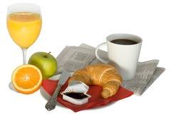 Apronte para o pequeno almoço Imagens de Stock Royalty Free