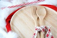 Apronte para a refeição do feriado imagens de stock