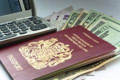 Apronte a travel4 Imagem de Stock