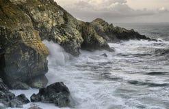 Aproximação da tempestade Foto de Stock