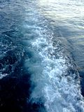Aproximadamente mar Foto de Stock