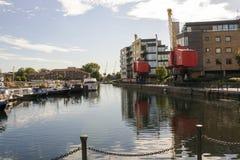 Aprtments ακτών Στοκ εικόνες με δικαίωμα ελεύθερης χρήσης