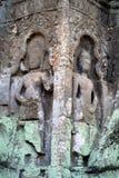 Apsara που ποθεί σε Angkor Wat Στοκ εικόνες με δικαίωμα ελεύθερης χρήσης