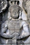 Apsara σε Angkor Wat Στοκ φωτογραφίες με δικαίωμα ελεύθερης χρήσης