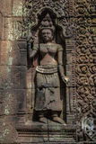 Apsara στη δεξαμενή Phou Στοκ Εικόνα