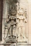 Apsara Στοκ Φωτογραφία