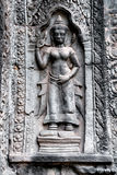 APSARA OF ANGKOR WAT Stock Photos