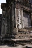 Apsara, Angkor wat, cambodia Stock Photo