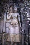 Apsara, Angkor wat, cambodia Stock Images