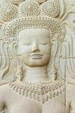 Apsara, Angor Wat stock image