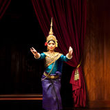 Apsara Dance, Cambodia Royalty Free Stock Images