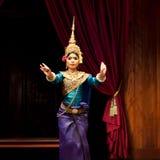 Apsara Dance, Cambodia Stock Image