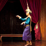 Apsara Dance, Cambodia Stock Photo