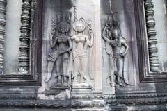 Apsara dance Royalty Free Stock Images