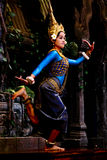 Apsara dancer Royalty Free Stock Photo