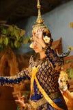 Apsara dancer performs Stock Photo