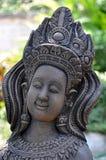 Apsara figures, celestial dancer decorated in garden. Thailand stock photos