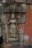 Apsara w Kambodża Zdjęcia Royalty Free