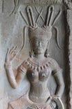 Apsaras Στοκ Φωτογραφίες