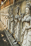 Apsaras,  northern  Thailand. Stock Photography