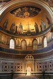Apse της βασιλικής Lateran Στοκ φωτογραφία με δικαίωμα ελεύθερης χρήσης