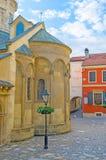 Apse του καθεδρικού ναού Στοκ Φωτογραφία