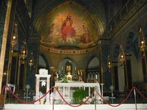 Apse of The Church of St. Alphonsus Liguor Royalty Free Stock Photo