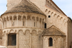 Apse. Church of St. Chrysogonus. Zadar. Croatia Royalty Free Stock Photos