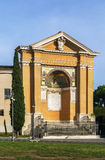 Apse depicting mosaics, Rome Royalty Free Stock Photography
