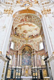 Apse ettal Royalty Free Stock Photo
