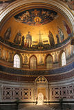 Apse of Lateran Basilica Royalty Free Stock Photography