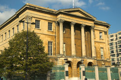 Apsley House. Also known as Number One, was built by Robert Adam between 1771-1778 for the then Lord Chancellor Lord Apsley. It became the London residence of Stock Image