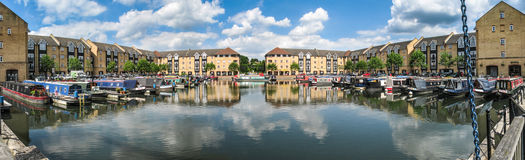 Apsley Marina Royalty Free Stock Images
