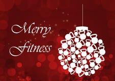 Aptidão e citações da motivação do gym Imagem de Stock Royalty Free