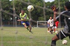 Aptidão física para jogadores de futebol Persis Solo Foto de Stock