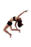 Aptidão - Pilates foto de stock