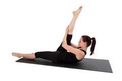 Aptidão - Pilates Imagem de Stock Royalty Free
