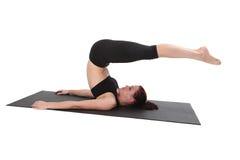 Aptidão - Pilates Fotografia de Stock