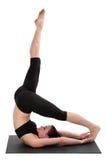 Aptidão - Pilates Fotografia de Stock Royalty Free