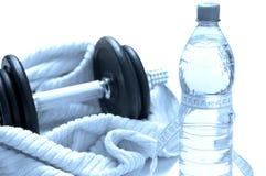 Aptidão, saúde e dieta Imagem de Stock Royalty Free